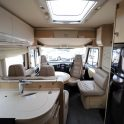 Hymer B708 SL - View From Rear