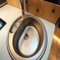 Hymer BMCI 680 - Kitchen Sink