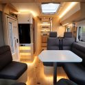 Hymer BMCI 680 - View From Cab