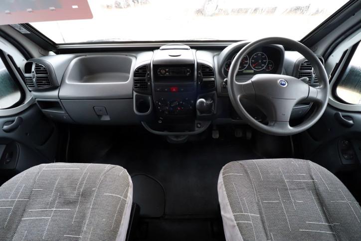 Knaus Sport Traveller 500 D - Cab