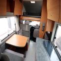 Knaus Sport Traveller 500 D - View From Rear