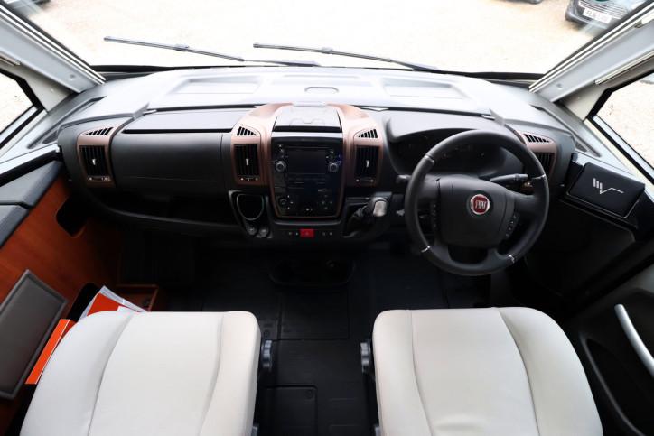 Mobilvetta K-yatch 85 - Cab