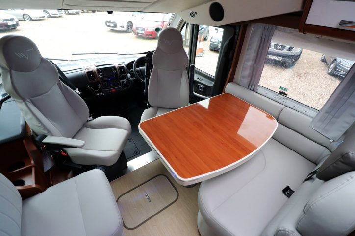 Mobilvetta K-yatch 85 - Lounge