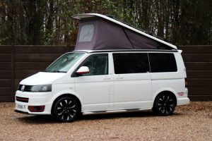 Volkswagen T5 Transporter Camper - Nearside Front