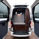 Volkswagen T5 Transporter Camper - Rear Doors Open