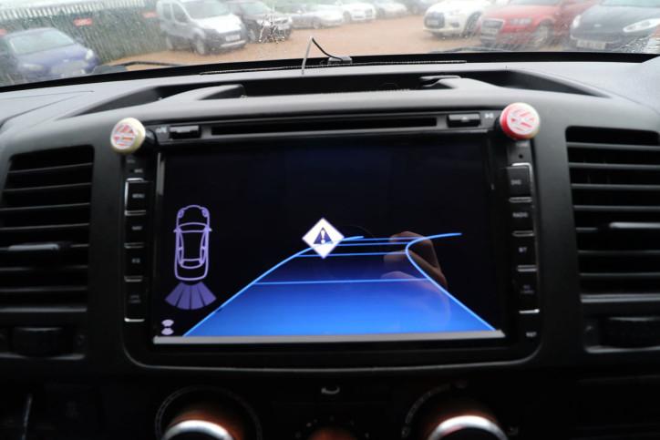 Volkswagen T5 Transporter Camper - Reverse Sensors