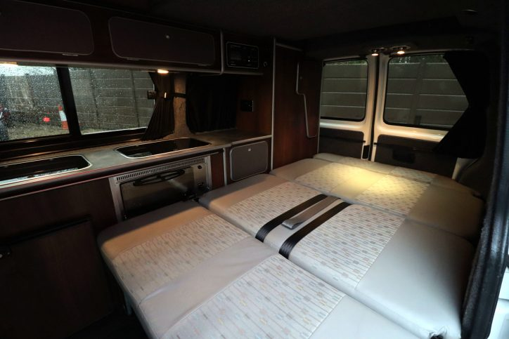 Volkswagen T5 Transporter Camper - Rock N Roll Bed