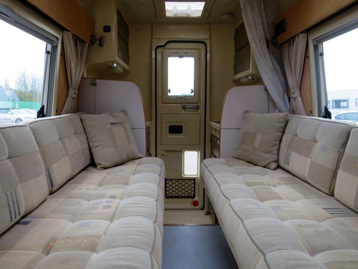 Auto-Sleepers Mezan - Interior View